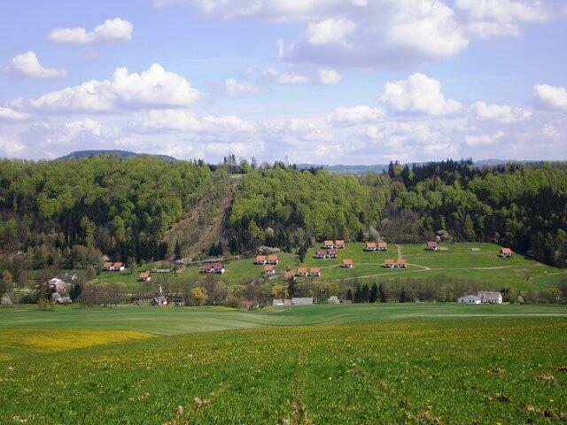 Vrijstaande Villa Starkov (CZ) overzicht