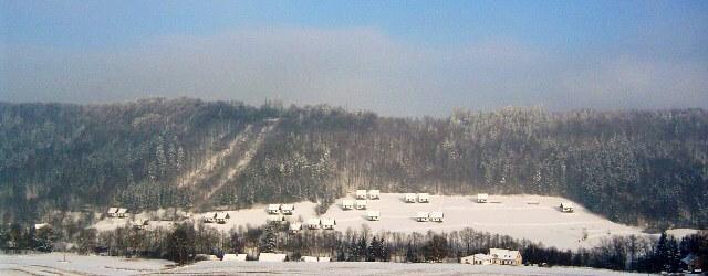 Vrijstaande Villa Starkov (CZ) winter