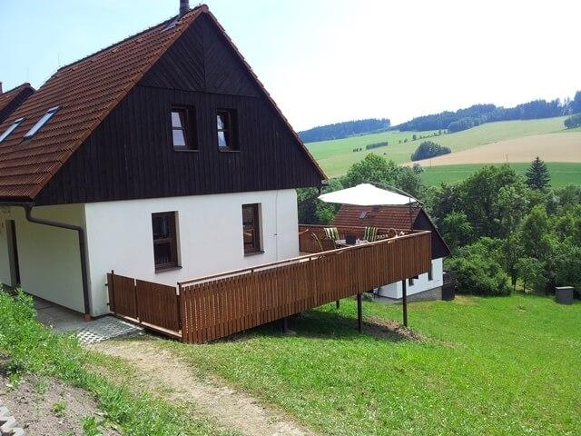 Vrijstaande Villa Starkov (CZ)